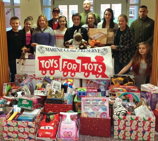 Toys For Tots Sign Up : State college pa toys for tots to bring joy hundreds