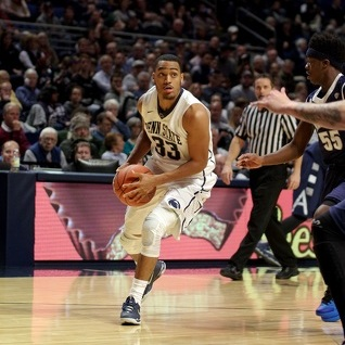 Penn State's Shep Garner not playing like newcomer