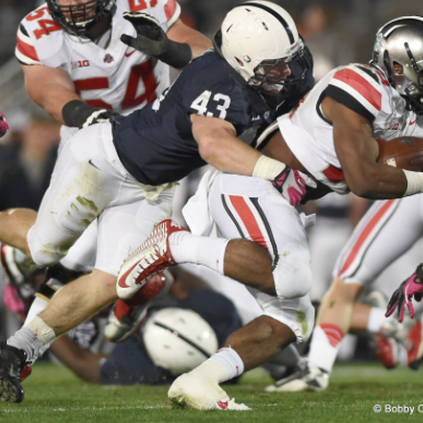 Penn State Football: Hull Picks Up AP All-American Honors