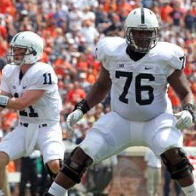 Penn State Football: Donovan Smith Declares For NFL Draft