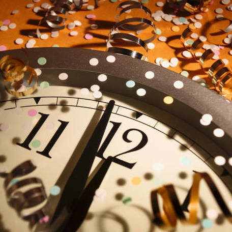 It's 'Time' for the Start of the New Year