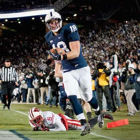 Penn State Football: Jesse James Latest To Declare For NFL Draft