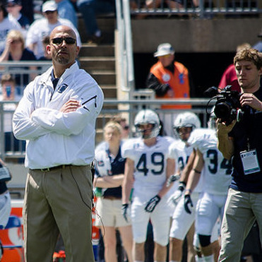 Penn State Football: Franklin Set For ESPN Appearances Thursday