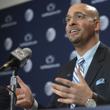 The Day Penn State Went All-In Behind James Franklin
