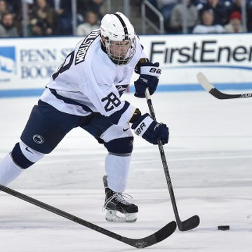 Penn State Hockey: Bailey And Holstrom Nominated For Hobey Baker Award