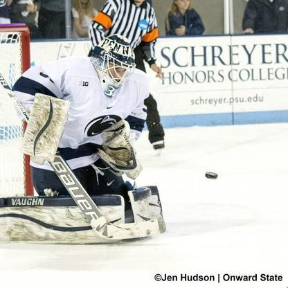 Penn State Hockey: Heartbreaker For Nittany Lions As 4-0 Comeback Turns Into 5-4 Overtime Loss