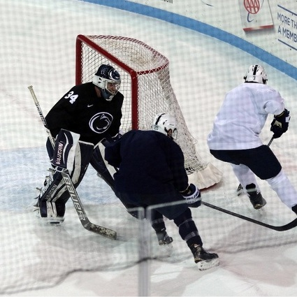 After two-month hiatus, return to Pegula doesn't disappoint