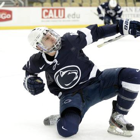 Penn State Hockey: Nittany Lions Retake Big Ten Lead With 5-2 Win Over Michigan State