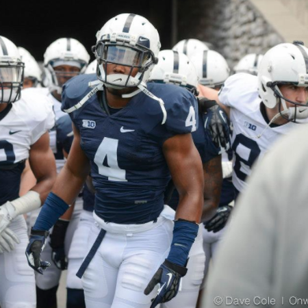 Penn State Football: Amos Set To Take Part In NFL Combine