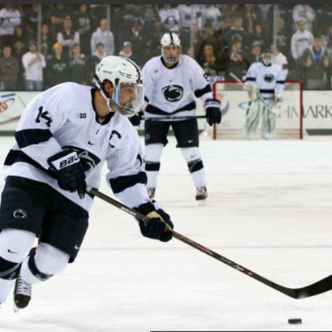 Penn State Hockey: Olczyk Doing Just Fine In New Role