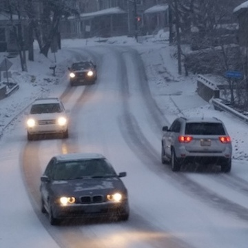 Winter Storm Hits State College, Schools Closed