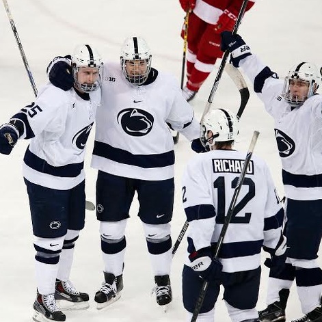 Penn State Hockey: Nittany Lions Sweep Wisconsin With 4-1 Victory
