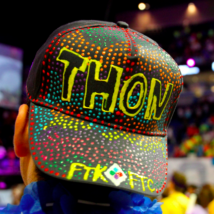 THON Dancers Face A Physically and Mentally Challenging 46 Hours