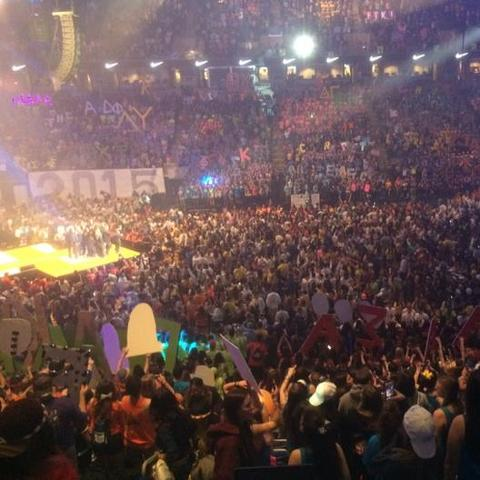 46 Hours And Counting: THON 2015 Kicks Off