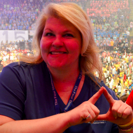 THON Is A 'Homecoming of Sorts' For Four Diamonds Director Suzanne Graney