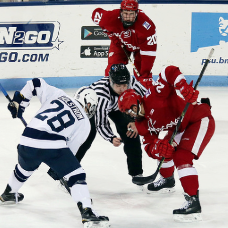 Penn State Hockey: Holstrom Likely To Miss Remainder Of Season With Injury