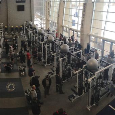 Penn State Football: Nittany Lions Post Impressive Improvements In Offseason Workouts