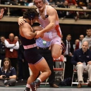 Morgan McIntosh Captures Big Ten 197-lb Championship, Team Finishes in 6th Place