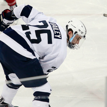 Penn State Hockey: As Season Enters Final Weekend, Bailey's Stock Continues To Rise