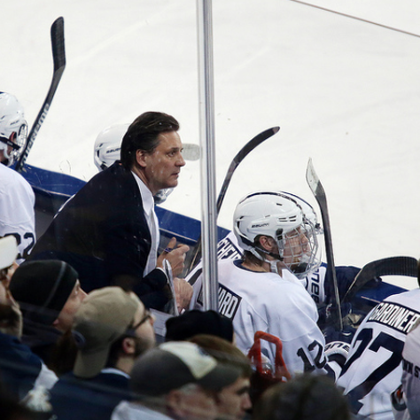 Penn State Hockey: Opportunity Knocks As Nittany Lions Enter Final Weekend