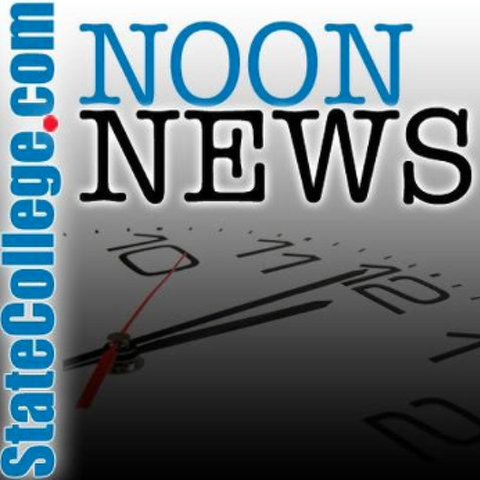 Penn State, State College Noon News And Features: Friday, March 13