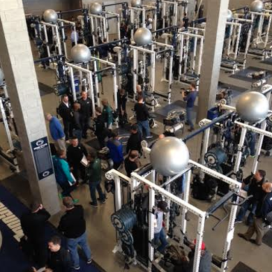 Penn State Football: Notes From Nittany Lions' Pro Day