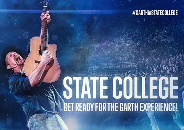Garth Brooks Tour Information