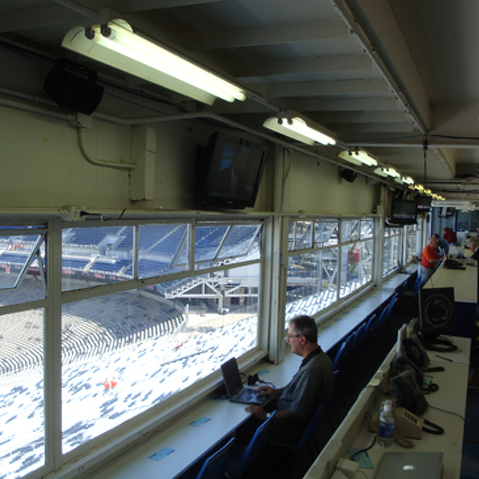 Penn State Football: Beaver Stadium Press Box Set For Minor Facelift