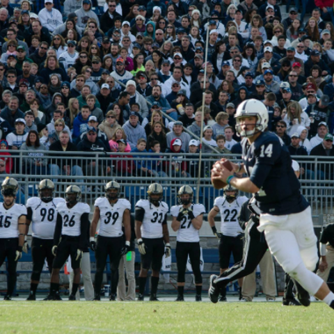 Penn State Football: Hackenberg The Lead, But Depth An Issue At Quarterback