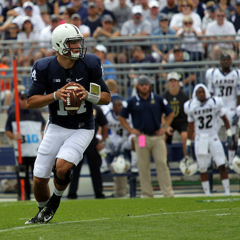 Penn State Football: Obstacles Easier As Program Moves Forward This Spring