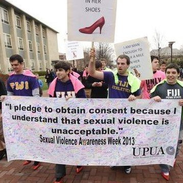 Penn State Group To Host Sexual Violence Awareness Week