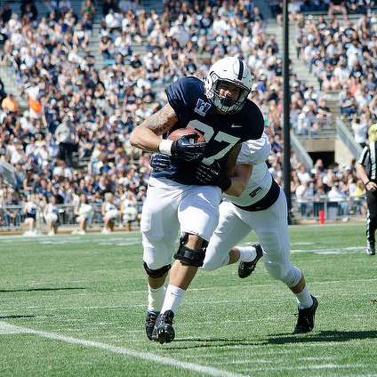 Penn State Football: Room To Improve, But Tight Ends Set To Be A Strength