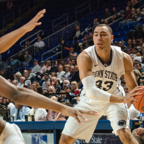 Penn State Basketball: Ross Travis Declares For NFL Draft