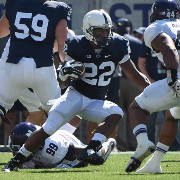 Penn State Football: Lynch Ready To Leave His Mark On Running Game