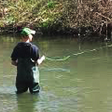 Fishermen Cast Their Lines as Trout Season Officially Begins