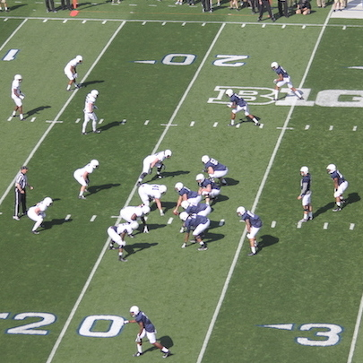 Penn State Football: The Anatomy Of A Touchdown