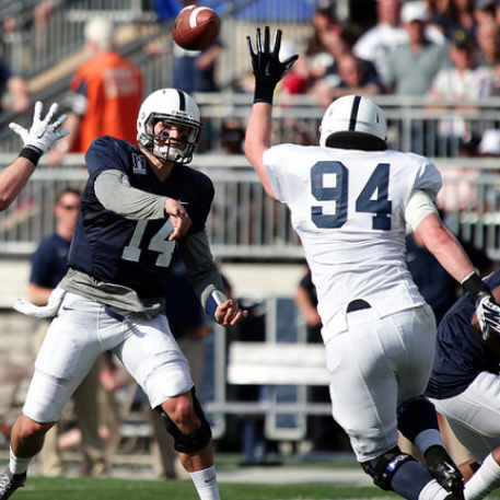 Penn State Football: Blue White 2016 Set For April 16