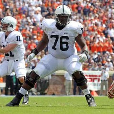 Penn State Football: Donovan Smith Drafted 34th Overall By Tampa Bay