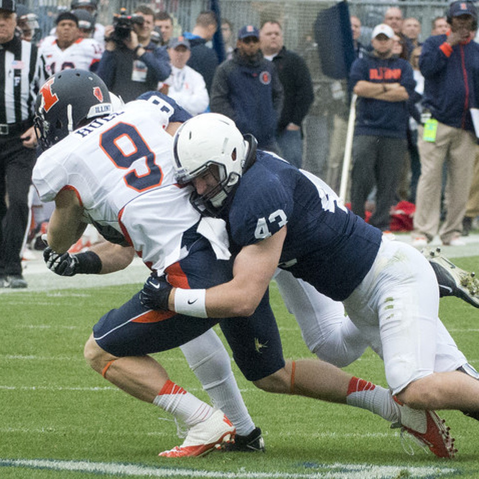 Penn State Football: Even With Hull Departure, Pry Excited For Linebacker Corps