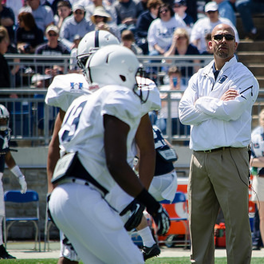 Penn State Football: Extension Of Pitt Series 'Open For Discussion'