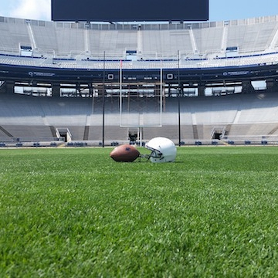 Penn State Football: Zettel, Man Of The Woods, Takes Out Tree