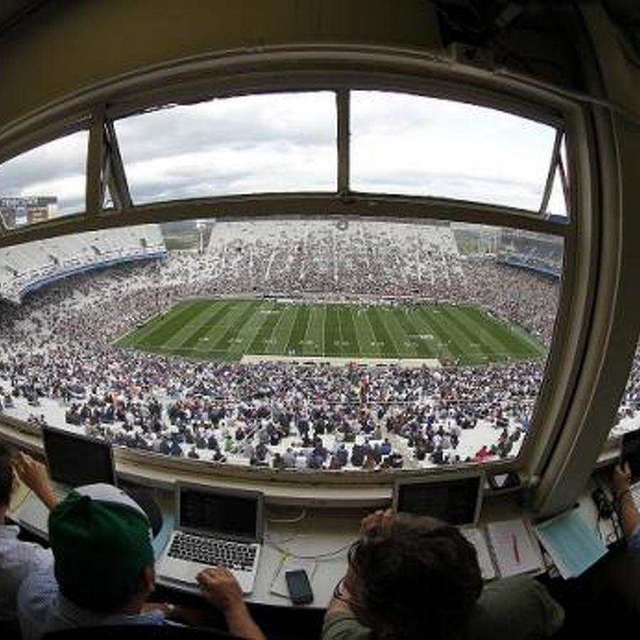 Penn State Football: Reihner A Bonus For Growing Offensive Front