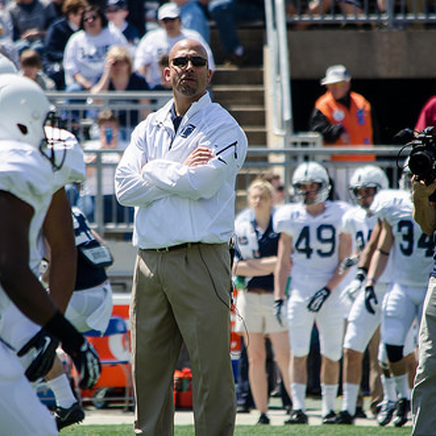 Penn State Football: James Franklin Doesn't Enjoy Recruiting 'I Enjoy Winning'