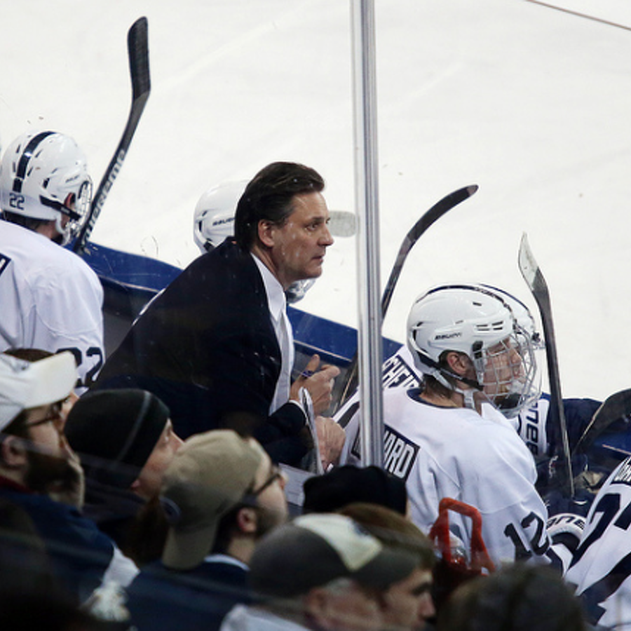 Penn State Hockey: Notre Dame Highlights 2015-16 Home Schedule