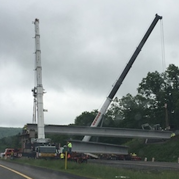 Route 322 Construction May Cause Significant Delays Over Weekend