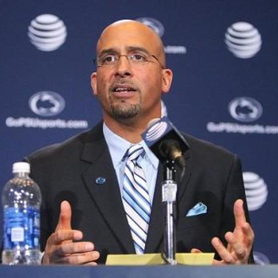 Penn State Football: James Franklin Set To Toss Out First Pitch Of Phillies-Braves Game