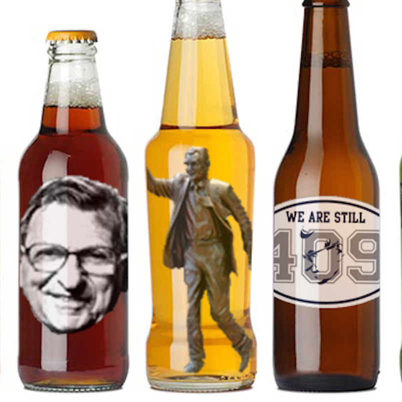 Joe Paterno Beer, Coming to a Bar Near You