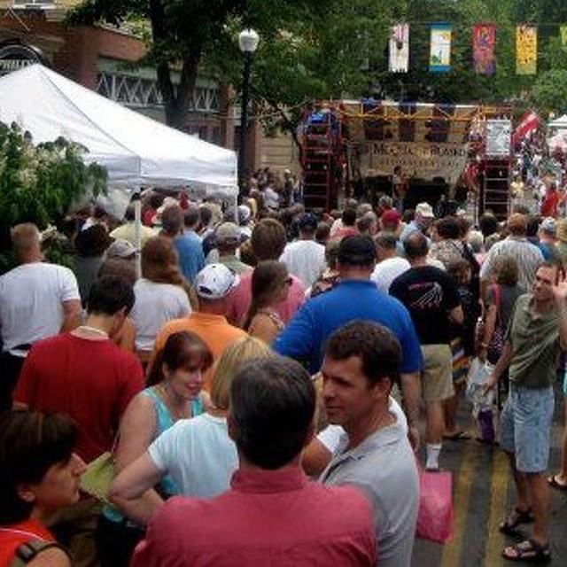 Arts Fest to Transform State College into a Living Museum
