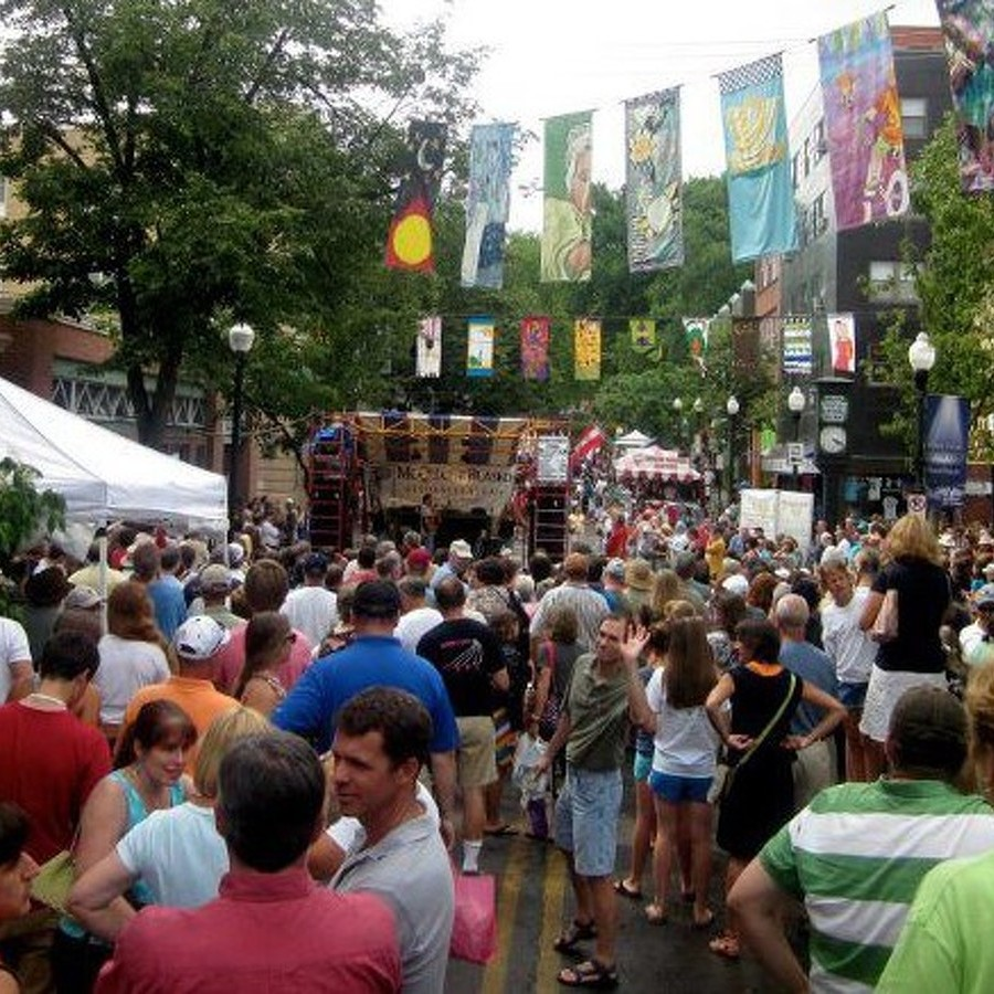 Arts Fest is a 'Christmas in July' for Area Businesses