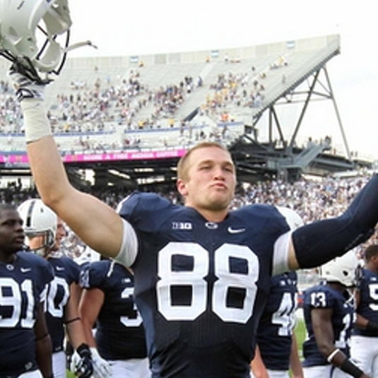 7 Questions with Penn State's Mike Gesicki: Life's a Beach, Failing at QB & Being Gronk Jr.